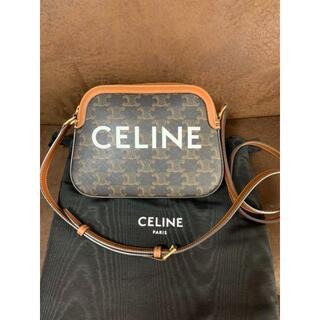 celine - セリーヌ トリオンフ ショルダーバッグ カメラバッグ