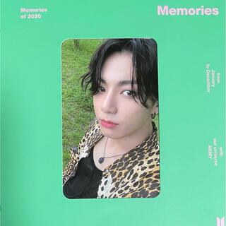 防弾少年団(BTS) - BTS Memories Blu-Ray メモリーズ トレカ ジョングク グク