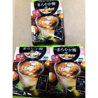日東紅茶  はちみつ仕立て  まろやか梅  3袋〈30本〉