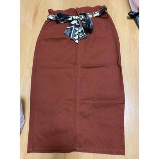 レトロガール(RETRO GIRL)のタイトスカート(ひざ丈スカート)
