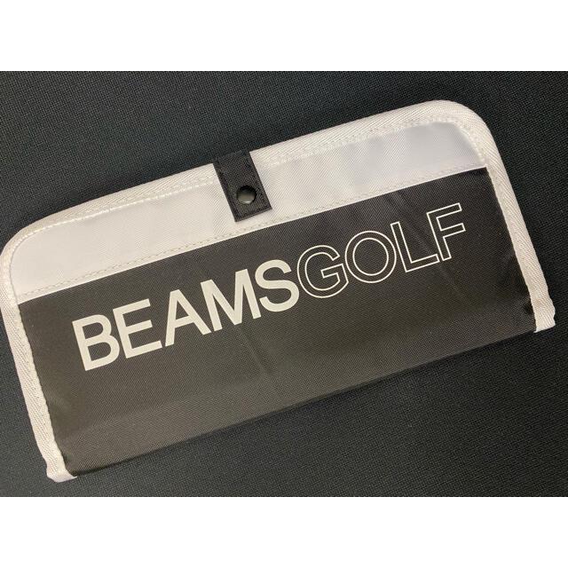BEAMS(ビームス)のBEAMS GOLF ゴルフグローブケース スポーツ/アウトドアのゴルフ(その他)の商品写真