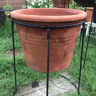 924-5 送料無料【大型】イタリア製 テラコッタ鉢 植木鉢寄せ植えガーデニング(プランター)