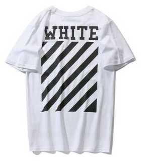 新裏文字 Tシャツ メンズ オーバーサイズ オフホワイト 白 ホワイト (Tシャツ/カットソー(半袖/袖なし))
