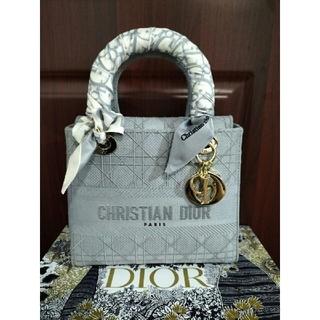 Dior - Dior レディディオール LADY D-LITE ミディアムバッグ