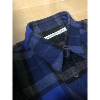 ジョンローレンスサリバン(JOHN LAWRENCE SULLIVAN)のジョンローレンスサリバン 長袖チェックシャツ(Tシャツ/カットソー(七分/長袖))