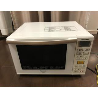 パナソニック(Panasonic)の【中古】Panasonic NE-MS234-W(電子レンジ)