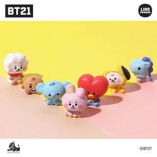 防弾少年団(BTS) - 【新品未使用】BT21公式フィギュア