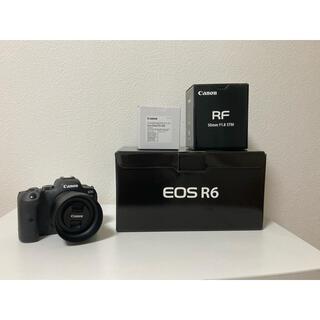 Canon - CANON EOS R6 +RF50mmF1.8+ES-65B