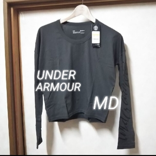 UNDER ARMOUR - UNDER ARMOUR レディース ヒートギア  ロングスリーブ新品タグ付き