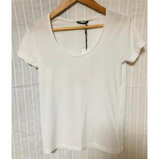 セオリー(theory)のtheory   セオリー レディースTシャツ サイズ2  新品訳あり(Tシャツ(半袖/袖なし))