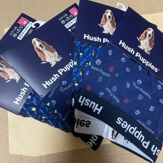 Hush Puppies - 新品 Hush Puppies ボクサーブリーフ サイズM 2枚