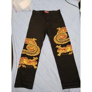 Supreme - supreme doragon work pants サイズ30