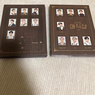 防弾少年団(BTS) - BTS MAGIC SHOP 日本 韓国(釜山ソウル) セット