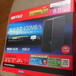 Buffalo - BUFFALO HD-GD8.0U3D