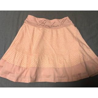 ミルク(MILK)のMILK ミルク ボンジュールSK スカート(ミニスカート)