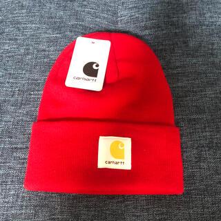 カーハート(carhartt)の新品 カーハート ニット帽 ザノースフェイス ビームス パタゴニア マムート(ニット帽/ビーニー)
