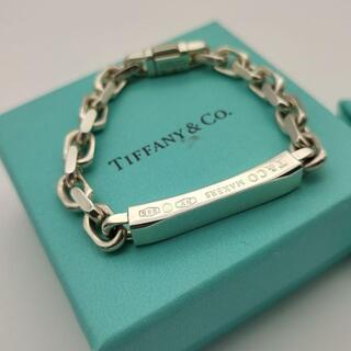 Tiffany & Co. - ティファニー&Co. メイカーズ I.D. チェーン ブレスレット