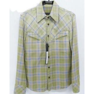 イサムカタヤマバックラッシュ(ISAMUKATAYAMA BACKLASH)のBACK LASH/バックラッシュ ピッグチェックプリントシャツ(シャツ)