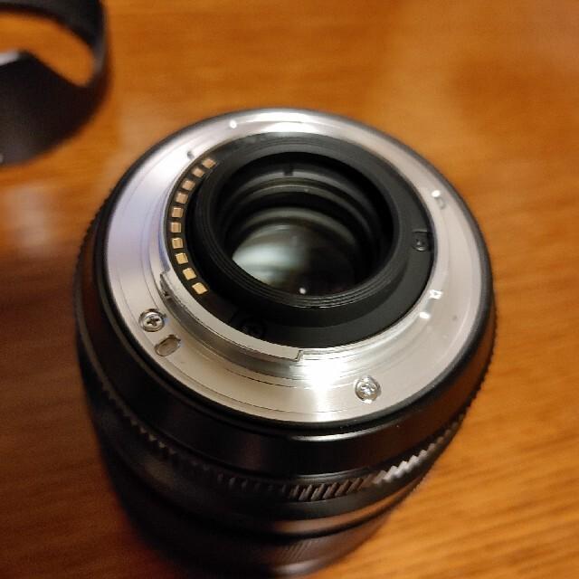 富士フイルム(フジフイルム)のFUJIFILM XF16mm f1.4 WR 富士フイルム スマホ/家電/カメラのカメラ(レンズ(単焦点))の商品写真