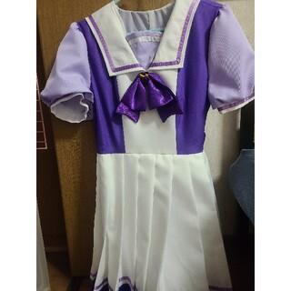 ウマ娘 トレセン学園 制服 コスプレ L(衣装一式)