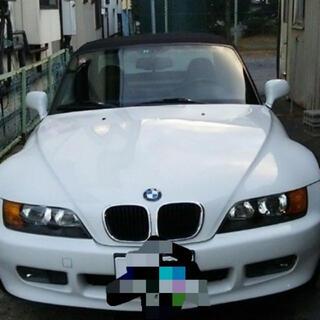 ビーエムダブリュー(BMW)のBMW Z3 1900cc mt 左ハンドル(車体)
