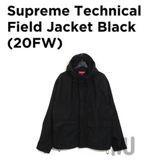 Supreme - Technical Field Jacket 20aw フィールドジャケット