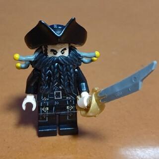 レゴ(Lego)のレゴ★パイレーツオブカリビアン 黒ひげ 美品 人気 激レア(その他)
