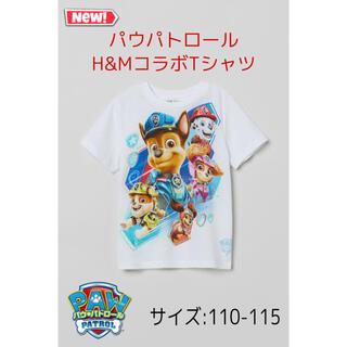 H&M - ✨新作✨大人気パウパトロールコラボTシャツ