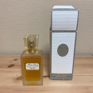 クリスチャンディオール(Christian Dior)のミスディオール オードゥトワレ 30ml(香水(女性用))
