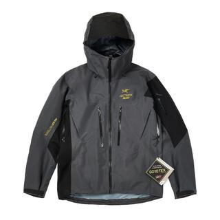 ARC'TERYX - arcteryx palace alpha SV jacket グレー