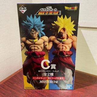 ドラゴンボール - ドラゴンボール 一番くじ C賞 ブロリー(青髪)即購入可能