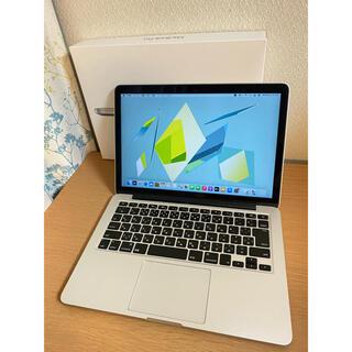 アップル(Apple)の美品MacBook Pro Retina 5K/2020年Office付き。(ノートPC)