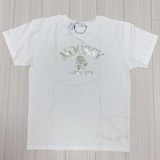 マウジー(moussy)のMOUSSY❤️Tシャツ(Tシャツ(半袖/袖なし))