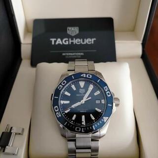 タグホイヤー(TAG Heuer)のタグホイヤー アクアレーサー(腕時計(アナログ))