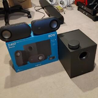 Logicool Z407 Bluetooth 2.1 CH Speaker.