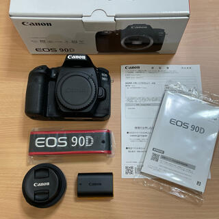 Canon - Canon eos 90d / EF-S 24mm F2.8 STM