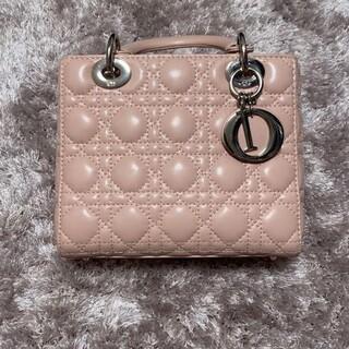 Christian Dior - レディーディオール Lady Dior ピンク