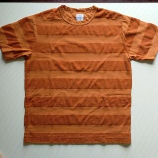 coen - coen パイル地Tシャツ L