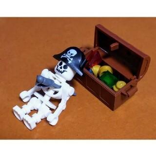 レゴ(Lego)のレゴ★パイレーツ 海賊とお宝 ミニフィグ オリジナルアレンジ 美品 激レア(その他)