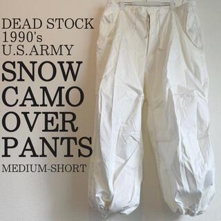 90s アメリカ軍 スノーカモパンツ スノーパンツ ミリタリー ビンテージ.
