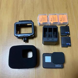 GoPro - gopro hero7 ゴープロ バッテリー5個 アクセサリー