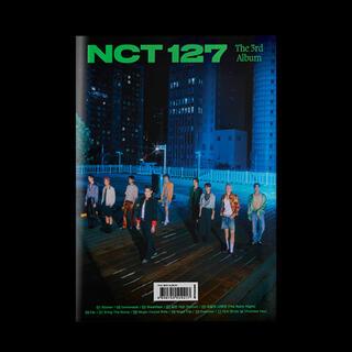 Sticker: Vol.3 (SEOUL CITY VER.) NCT127