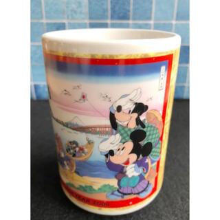 ディズニー(Disney)のミッキー 湯飲み ディズニーストア(グラス/カップ)