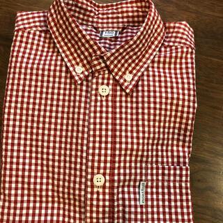 モンベル(mont bell)のモンベルWIC ドライタッチ ロングスリーブシャツ kid's150(登山用品)