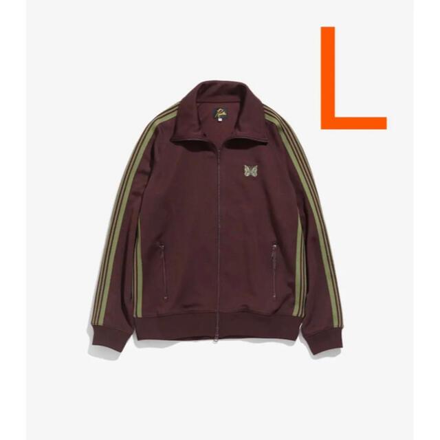 Needles(ニードルス)のLサイズ needles track jacket maroon 21aw メンズのトップス(ジャージ)の商品写真