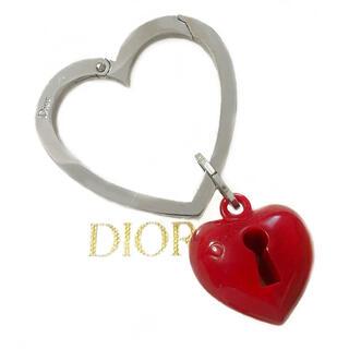 ディオール(Dior)のDior ハートフックバッグチャーム(バッグチャーム)