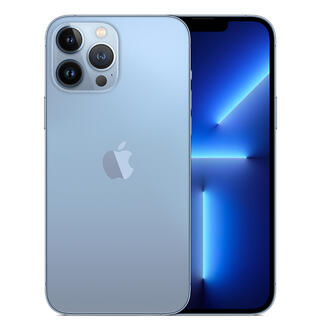 Apple - 新品!!iPhone13 pro 128GB シエラブルー