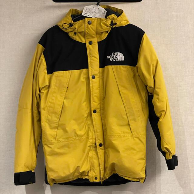 THE NORTH FACE(ザノースフェイス)のTHE NORTHFACE  マウンテンダウンジャケット メンズのジャケット/アウター(マウンテンパーカー)の商品写真