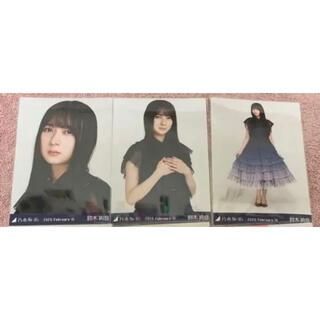 ノギザカフォーティーシックス(乃木坂46)のスペシャル衣装23 鈴木絢音 コンプ(アイドルグッズ)