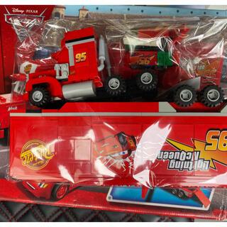 レゴ(Lego)のレゴ (LEGO) 8486 カーズ マックのチーム・トラック(知育玩具)